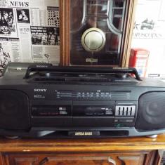 Radio casetofon SONY CFS DW 34