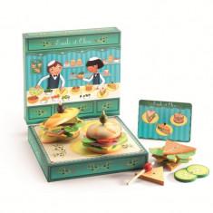 Set confectionat sandvisuri copii Djeco