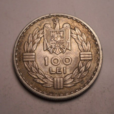100 lei 1932 Piesa Frumoasa - Moneda Romania
