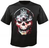 Tricou Slayer - Skull Hat, M, S