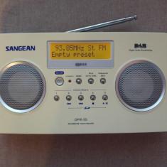 Radio sangean dpr-55 - Aparat radio