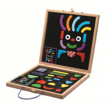 Geobonhomme joc cu magneti Djeco