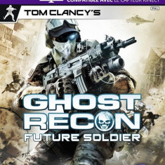 Tom Clancy's Ghost Recon - Future Soldier (Kinect) - XBOX 360 [Second hand] - Jocuri Xbox 360, Shooting, 16+, Multiplayer