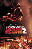 Tom Clancy's - Rainbow Six - Vegas 2 Collector's Edition XBOX 360 [Second hand], Shooting, 18+, Multiplayer