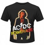Tricou AC/DC - Powerage, S, Maneca scurta