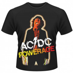 Tricou AC/DC - Powerage, S, Maneca scurta