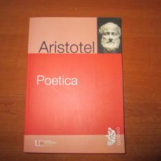 ARISTOTEL-POETICA - Filosofie