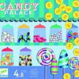 Joc Candy Palace Djeco - Joc board game