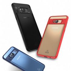 Carcasa husa de protectie USAMS din silicon TPU + Plastic pt Samsung Galaxy S8
