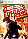 Tom Clancy's - Rainbow Six - Vegas - XBOX 360 [Second hand}, Shooting, 18+, Single player
