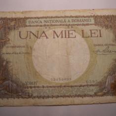 1000 lei 1936 - Bancnota romaneasca