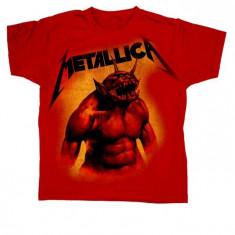 Tricou Bebe Metallica - Jump In The Fire, Marime: S