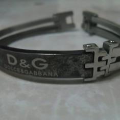 Bratara Dolce & Gabbana Italy - Bratara inox