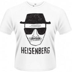Tricou Breaking Bad - Heisenberg - Tricou barbati, Marime: L, Maneca scurta