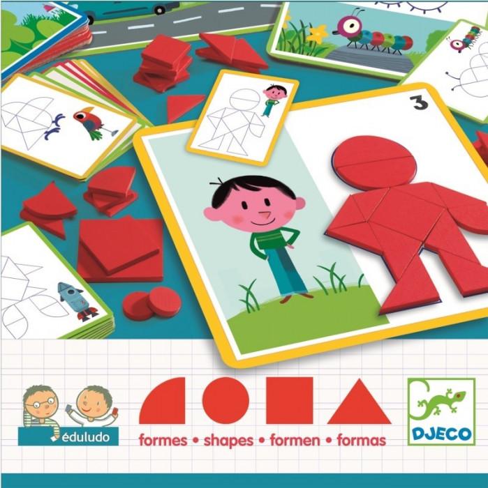 Forme geometrice Eduludo Djeco