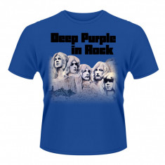 Tricou Deep Purple - In Rock - Tricou barbati, Marime: M, Maneca scurta
