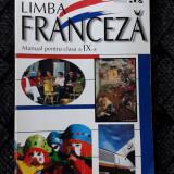 LIMBA FRANCEZA CLASA A  IX A -RADI , COCULESCU , LIVADA