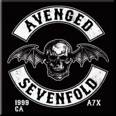 Magnet Avenged Sevenfold - Deathbat Crest