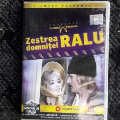 ZESTREA  DOMNITEI RALU ,  COLECTIA FLORIN PIERSIC, DVD, Romana