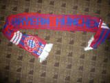 Fular al Suporterilor Echipei Fotbal Bayern Munchen ,L=158 cm