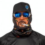 Bandana/Face Shield/Cagula/Esarfa - Rasta, made in USA, Din imagine