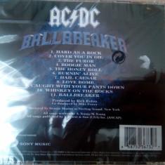 Album cu ac/dc-ballbreaker (CD) - Muzica Rock sony music
