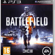 Battlefield 3 - PS3 [Second hand] - Jocuri PS3, Shooting, 16+, Single player
