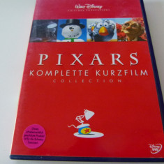 Pixar kurzfilme - dvd, Engleza