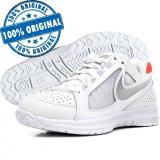 Pantofi sport Nike Air Vapor Ace pentru femei - originali - piele naturala - Adidasi dama Nike, Culoare: Alb, Marime: 36.5