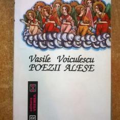 Vasile Voiculescu - Poezii alese - Carte poezie
