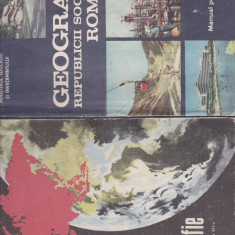 Manuale de geografie 12 carti - Carte Geografie