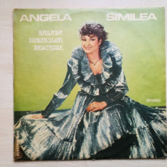 Angela Similea – Balada iubirilor deschise (Vinyl/LP) - Muzica Pop electrecord, VINIL