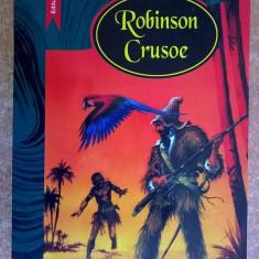 Daniel Defoe – Robinson Crusoe {Corint, 2007} - Carte de povesti