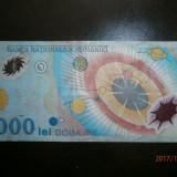 Bancnota 2000lei eclipsa