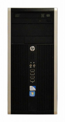 Calculator HP Compaq 6200 Tower, Intel Core i3 Gen 2 2100 3.1 GHz, 4 GB DDR3, 500 GB HDD SATA foto