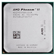 Procesor Phenom II X4 955 Sase core 3.2GHz, 6Mb cache,Black, socket AM3