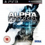 Alpha Protocol - PS3 [Second hand] - Jocuri PS3, Role playing, 12+, Single player