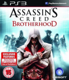 Assassin's Creed Brotherhood  -  PS 3 [Second hand], Actiune, 18+, Single player