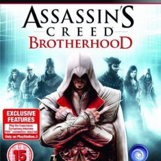 Assassin's Creed Brotherhood - PS 3 [Second hand] - Jocuri PS3, Actiune, 18+, Single player