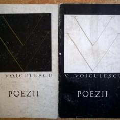 Vasile Voiculescu – Poezii {2 volume} - Carte poezie