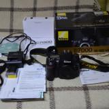 DSLR Nikon d7000 - body ca NOU / Nikon d7000  / aparat foto NIKON