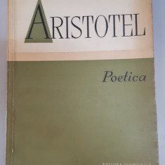 Aristotel - Poetica - Filosofie