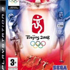 Beijing 2008 - PS3 {Second hand] - Jocuri PS3, Sporturi, 3+, Multiplayer