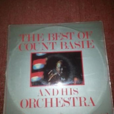 Count Basie and his Orchestra- The Best of-MCA 1980 France vinil vinyl - Muzica Jazz