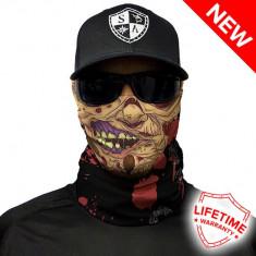 Bandana/Face Shield/Cagula/Esarfa - Flesh Zombie, made in USA