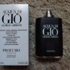 Parfum Tester Giorgio Armani Acqua Di Gio Profumo -100ml - Parfum barbati Armani, Apa de parfum