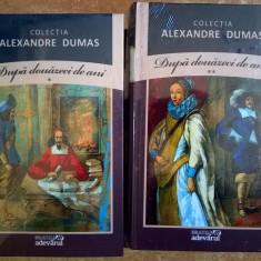 Alexandre Dumas – Dupa douazeci de ani {2 volume, Col. Adevarul} - Carte de aventura