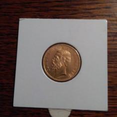 20 de Lei 1890, din aur 900