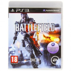 Battlefield 4 - PS3 [Second hand] - Jocuri PS3, Shooting, 16+, Single player