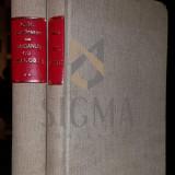 MAIDANUL CU DRAGOSTE, VOL 1 SI VOL 2 - GEORGE MIHAIL ZAMFIRESCU - Carte de colectie